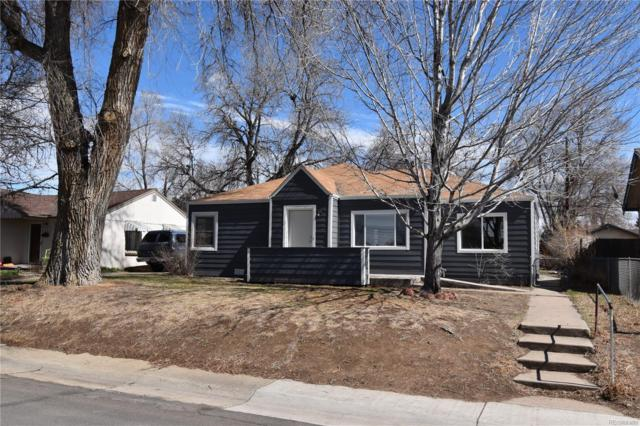 4126 S Lincoln Street, Englewood, CO 80113 (#8976353) :: Structure CO Group