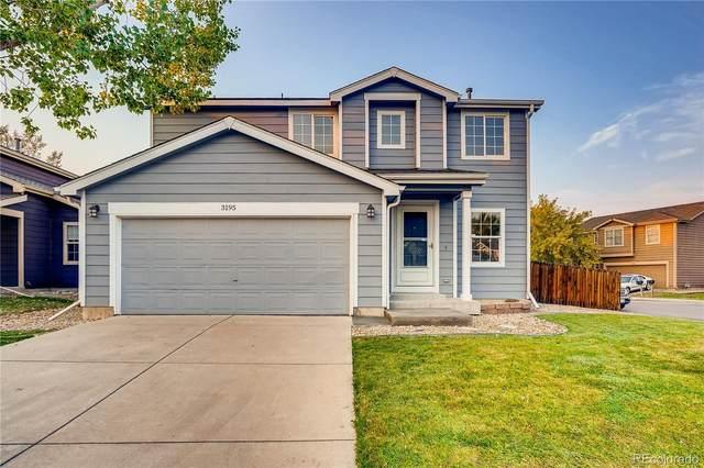 3195 E 107th Court, Northglenn, CO 80233 (MLS #8976553) :: Kittle Real Estate
