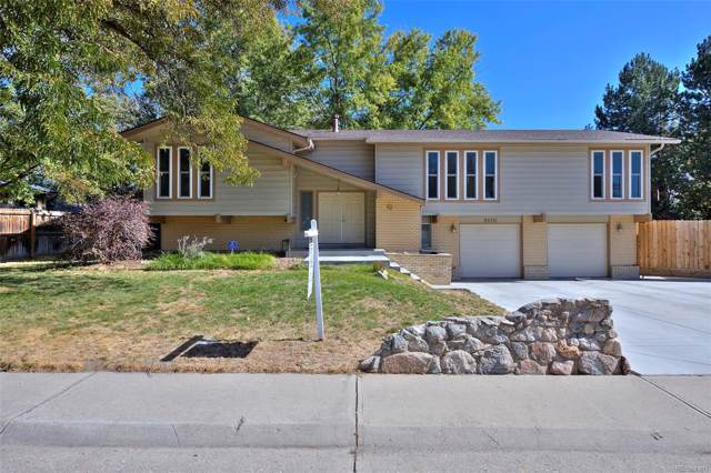 8120 W 81st Place, Arvada, CO 80005 (#8976855) :: The HomeSmiths Team - Keller Williams