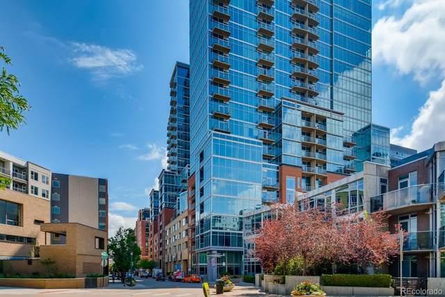 1700 Bassett Street #1318, Denver, CO 80202 (#8977427) :: Venterra Real Estate LLC