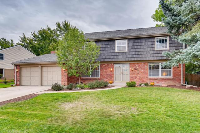 8262 E Hunters Hill Drive, Centennial, CO 80112 (#8977581) :: The Heyl Group at Keller Williams