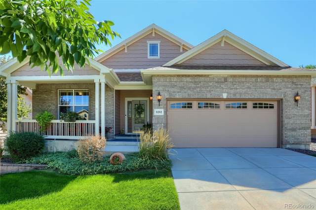 8282 W 67th Drive, Arvada, CO 80004 (#8977905) :: The Dixon Group