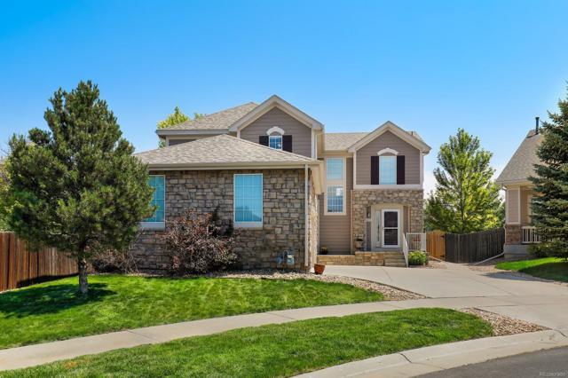 4172 S Quatar Street, Aurora, CO 80018 (#8978113) :: The Peak Properties Group