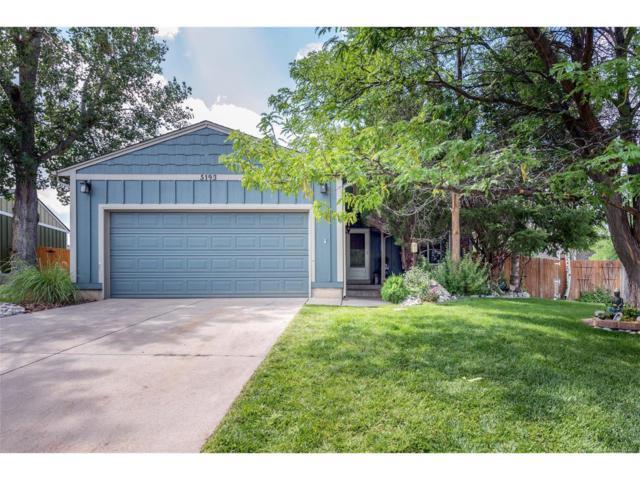 5193 S Walden Circle, Centennial, CO 80015 (MLS #8978134) :: 8z Real Estate
