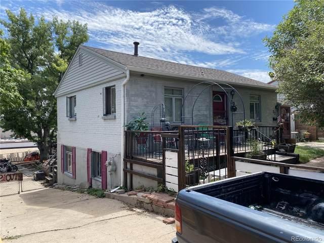 30 S Alcott Street, Denver, CO 80219 (#8978218) :: The Margolis Team