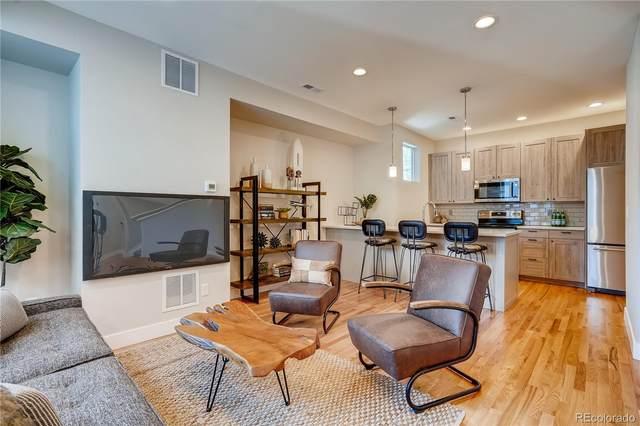 1731 Irving Street #104, Denver, CO 80204 (#8978260) :: Mile High Luxury Real Estate
