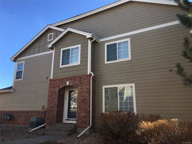 1563 S Danube Way #107, Aurora, CO 80017 (#8978503) :: The Healey Group