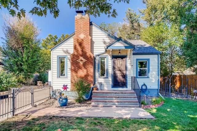 4165 S Fox Street, Englewood, CO 80110 (#8978653) :: Own-Sweethome Team