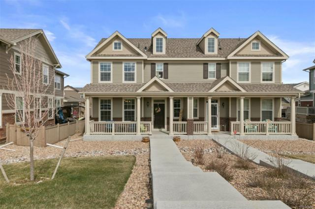 4362 N Meadows Drive, Castle Rock, CO 80109 (#8978769) :: Harling Real Estate