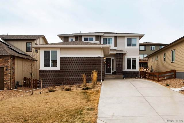 18746 W 93rd Avenue, Arvada, CO 80007 (#8979533) :: The Griffith Home Team