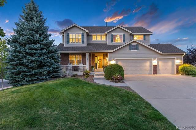 676 Briar Dale Drive, Castle Pines, CO 80108 (#8980681) :: Chateaux Realty Group