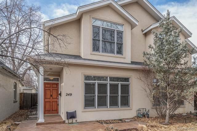 249 S Lafayette Street, Denver, CO 80209 (#8980726) :: The Brokerage Group
