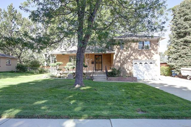 4015 Newland Street, Wheat Ridge, CO 80033 (#8980992) :: The City and Mountains Group