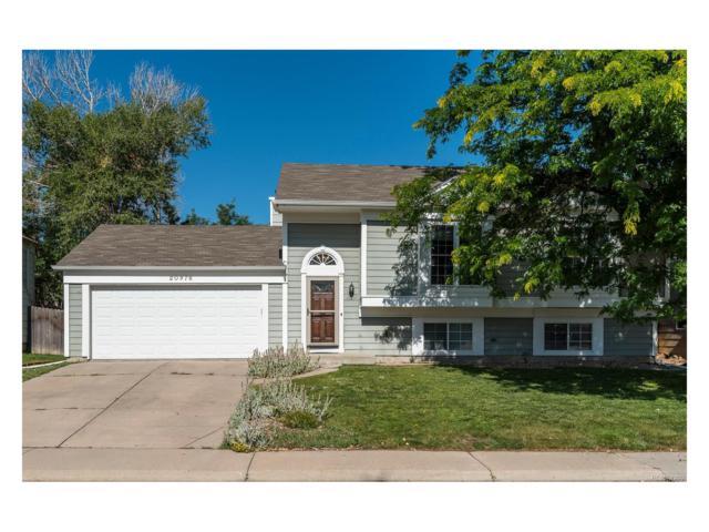 20976 E Dorado Circle, Centennial, CO 80015 (MLS #8981164) :: 8z Real Estate
