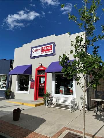 916 Main Street, Louisville, CO 80027 (MLS #8981194) :: Stephanie Kolesar