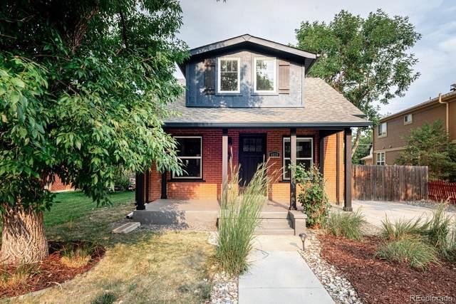 4030 Lowell Boulevard, Denver, CO 80211 (MLS #8981249) :: 8z Real Estate