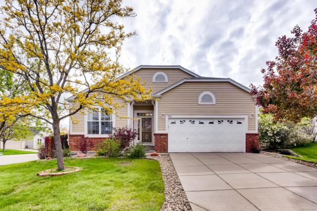 5616 S Sicily Court, Aurora, CO 80015 (#8981507) :: The Heyl Group at Keller Williams