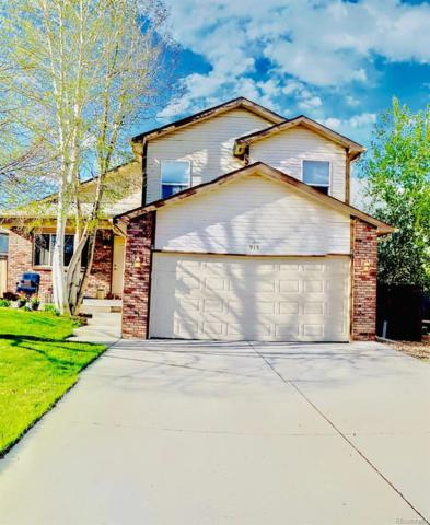 915 Ptarmigan Lane, Loveland, CO 80538 (#8981631) :: House Hunters Colorado