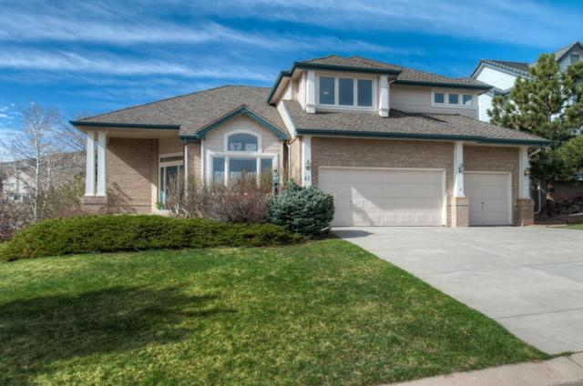 42 Mountain Laurel Drive, Littleton, CO 80127 (#8981768) :: The Pete Cook Home Group