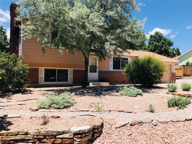 3710 Catalpa Drive, Colorado Springs, CO 80907 (#8981942) :: The HomeSmiths Team - Keller Williams