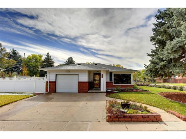 490 W Grand Avenue, Englewood, CO 80110 (#8981966) :: The Griffith Home Team