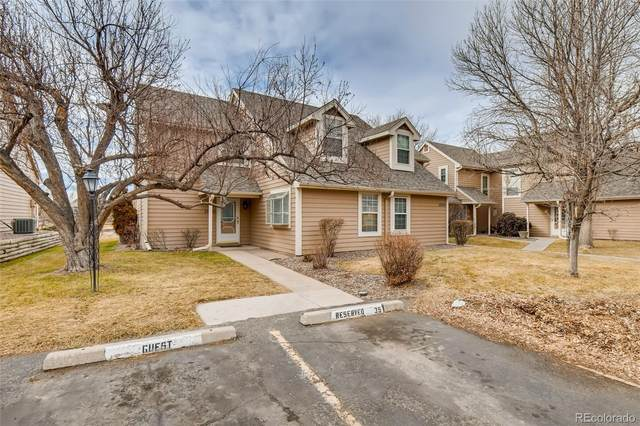 13336 E Asbury Drive, Aurora, CO 80014 (#8982145) :: The Margolis Team