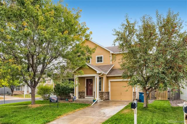 11852 E 116th Drive, Commerce City, CO 80640 (#8982198) :: The DeGrood Team