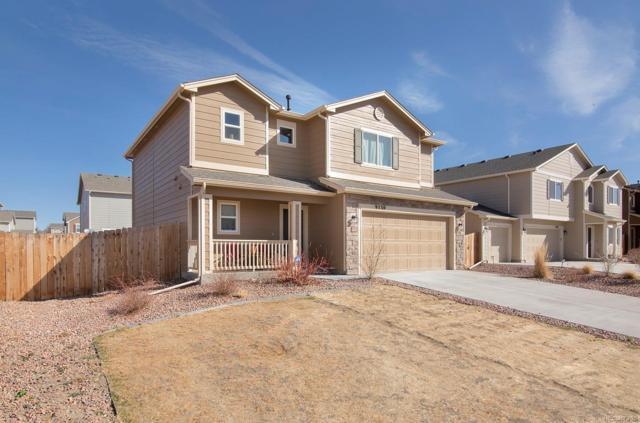 9530 Ghost Flower Lane, Colorado Springs, CO 80925 (#8982244) :: The Peak Properties Group