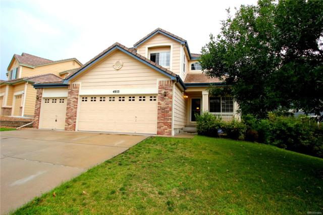4853 S Liverpool Circle, Aurora, CO 80015 (#8982437) :: The Griffith Home Team