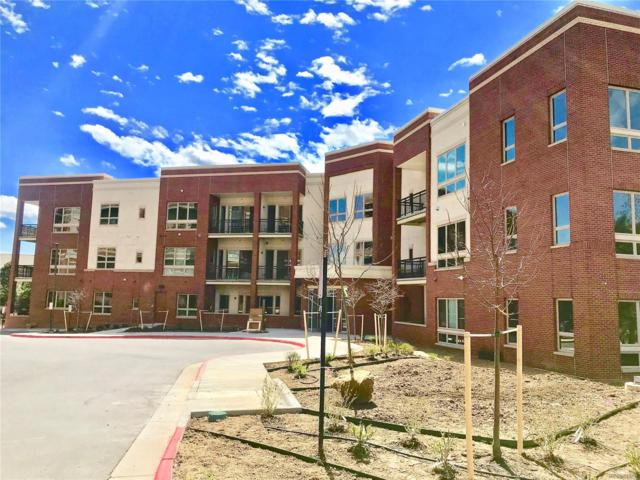 4885 S Monaco Street #106, Denver, CO 80237 (#8982479) :: The City and Mountains Group