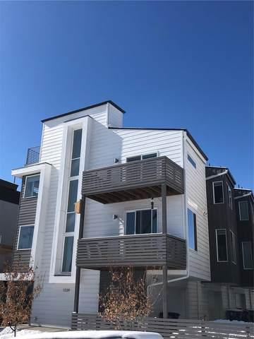 1239 Tennyson Street #3, Denver, CO 80204 (#8982688) :: James Crocker Team
