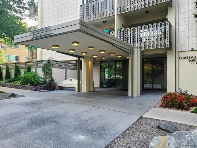 1223 Race Street #305, Denver, CO 80206 (MLS #8983232) :: 8z Real Estate