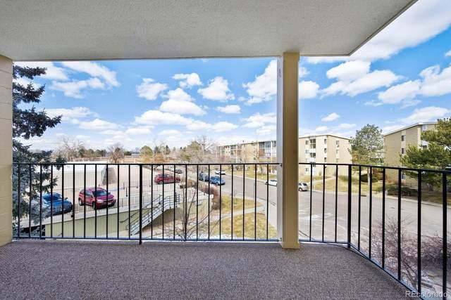 13618 E Bethany Place #309, Aurora, CO 80014 (MLS #8983628) :: Keller Williams Realty