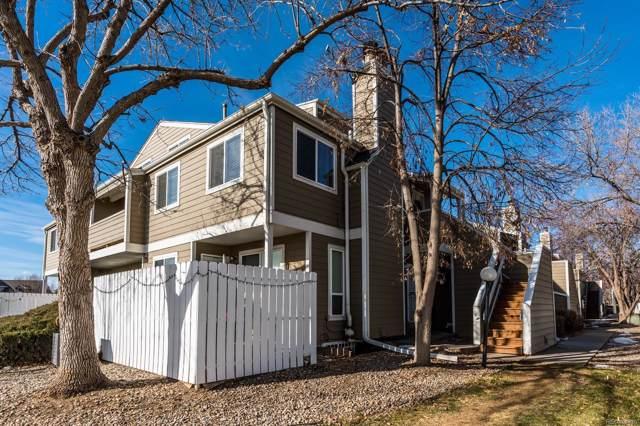 8095 E Colorado Avenue #4, Denver, CO 80231 (#8983722) :: The DeGrood Team