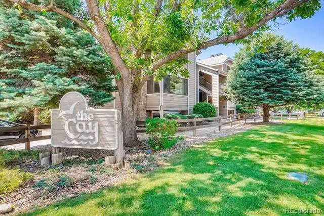 8376 S Upham Way A305, Littleton, CO 80128 (#8984550) :: The DeGrood Team