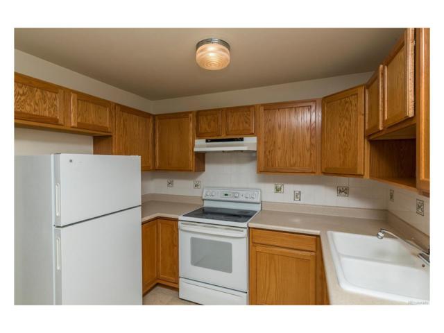 9335 E Center Avenue 2B, Denver, CO 80247 (#8984625) :: The Peak Properties Group