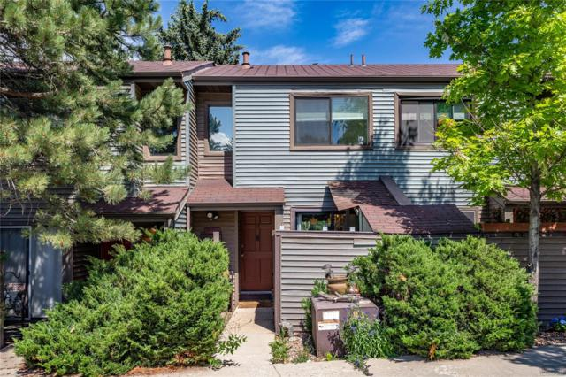 350 Arapahoe Avenue #23, Boulder, CO 80302 (MLS #8984664) :: Kittle Real Estate