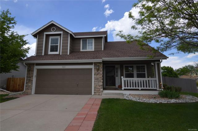 19655 E Clear Creek Trail, Parker, CO 80134 (#8984709) :: The DeGrood Team