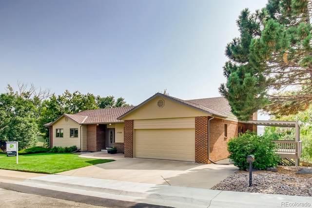 17308 Rimrock Drive, Golden, CO 80401 (#8984954) :: Peak Properties Group