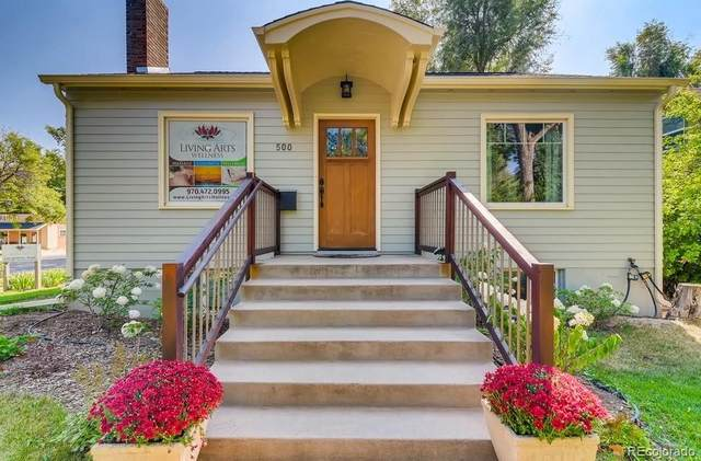 500 S Whitcomb Street, Fort Collins, CO 80521 (MLS #8984999) :: Keller Williams Realty