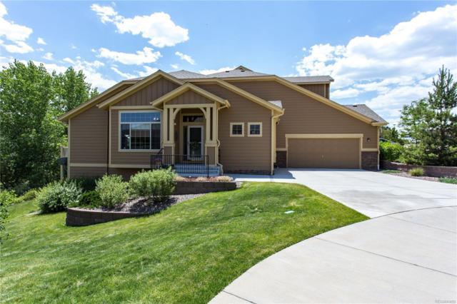 7648 Bristolwood Drive, Castle Pines, CO 80108 (#8985214) :: Compass Colorado Realty