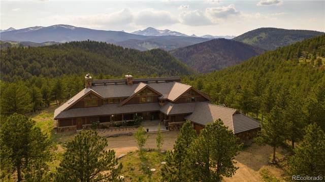 11780 Gold Hill Road, Boulder, CO 80302 (#8985232) :: The HomeSmiths Team - Keller Williams