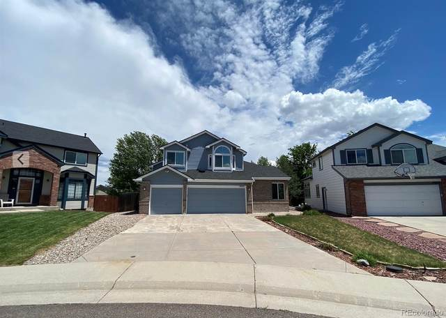 4920 S Owens Court, Littleton, CO 80127 (#8986000) :: Peak Properties Group
