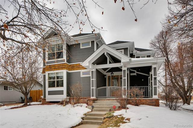 1801 S Gilpin Street, Denver, CO 80210 (#8986002) :: The DeGrood Team