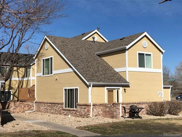 1021 Rolland Moore Drive 5H, Fort Collins, CO 80526 (#8986285) :: Compass Colorado Realty