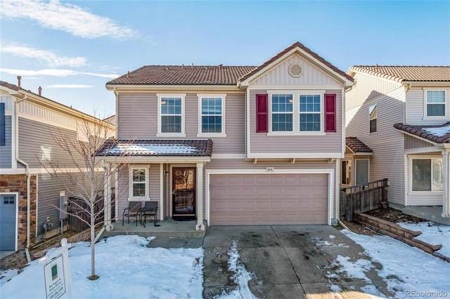 3976 Alcazar Drive, Castle Rock, CO 80109 (#8986356) :: The Margolis Team