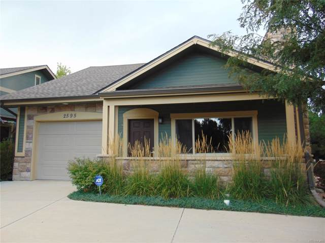 2595 E Trailridge Drive, Lafayette, CO 80026 (#8986464) :: 5281 Exclusive Homes Realty
