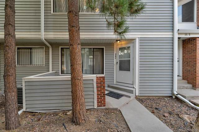 26 S Nome Street C, Aurora, CO 80012 (#8986494) :: The DeGrood Team
