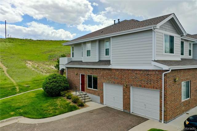 10148 W 55th Drive #101, Arvada, CO 80002 (MLS #8986532) :: Bliss Realty Group