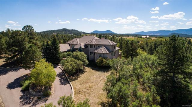 2056 Elk View Road, Larkspur, CO 80118 (#8986688) :: Bicker Realty